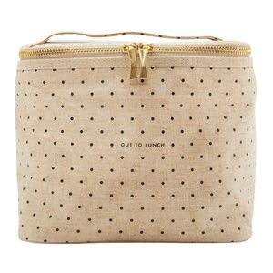 NEW Kate Spade New York Lunch Tote in Deco Dots